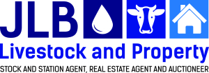 JLB Livestock and property Logo
